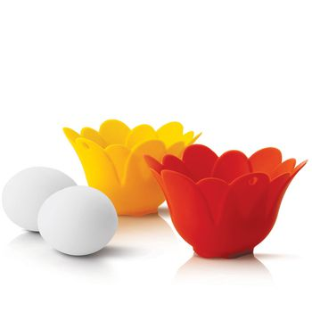 SiliconeZone Suporte para ovos - conjunto de 2