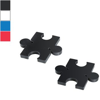 Hama PUZZLE Organizador para cabos - conjunto de 2