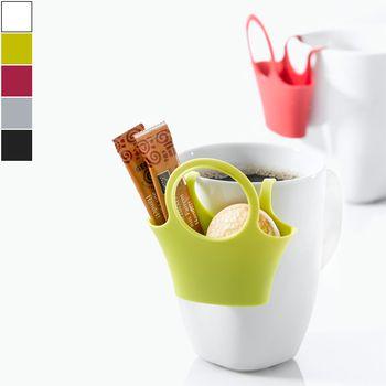 Koziol JESSI Mini Cup Carryall - conjunto de 4