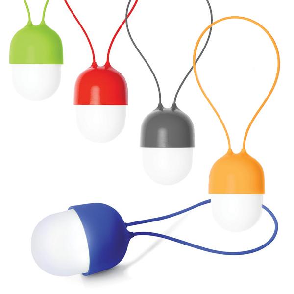 Lexon Design CLOVER Lanterna recarregável Imagem