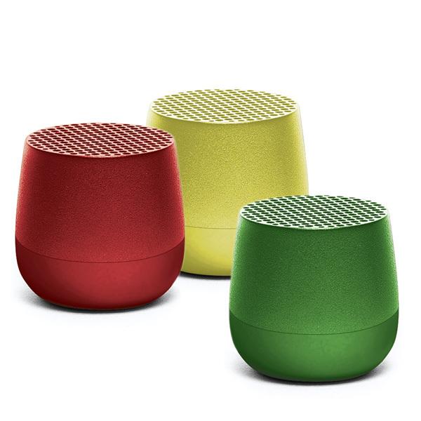 Lexon Design MINO Colunas Bluetooth recarregáveis Imagem