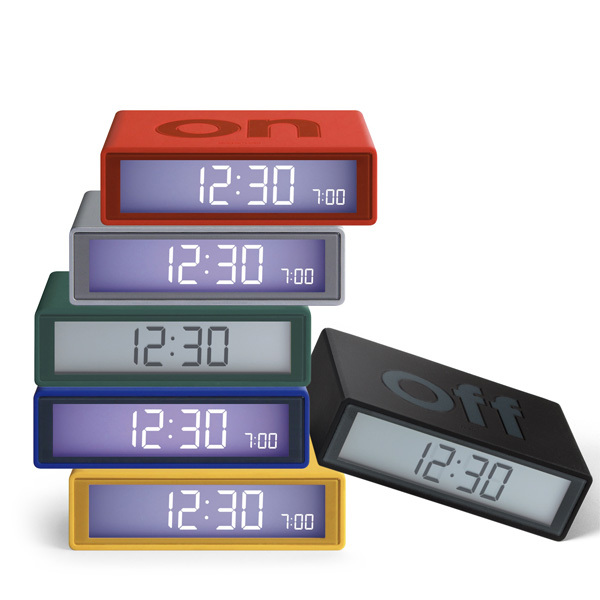 Lexon Design FLIP Relógio Imagem