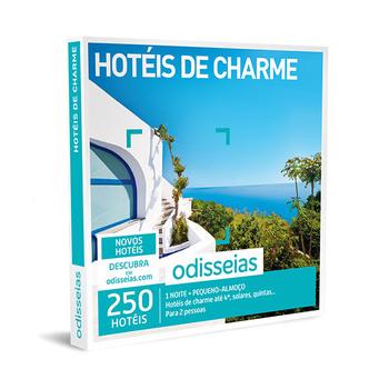 Hotéis de Charme − 250 Hotéis