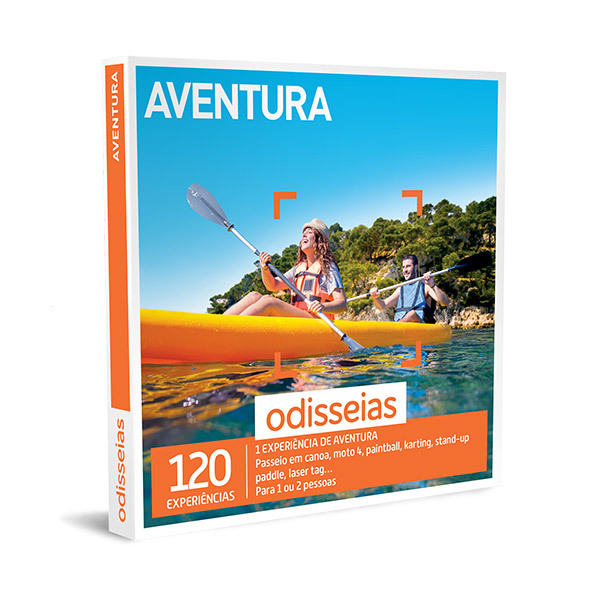 Aventura − 120 Experiências Imagem