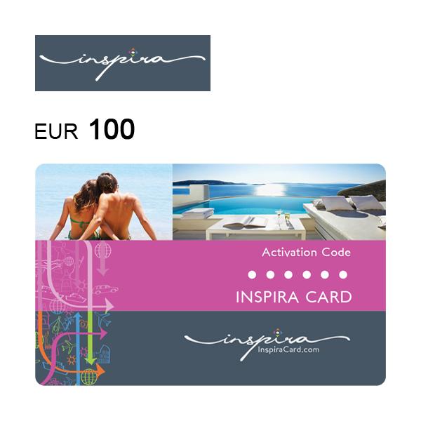Voucher de Férias Inspira de 100€ Imagem