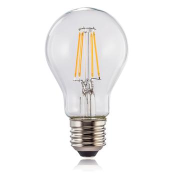 Lâmpada Wi-Fi LED da Hama − E27, 7W, branca quente