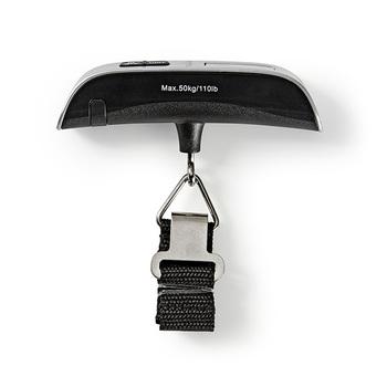 Balança digital de bagagem da Nedis