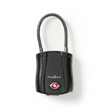 Cadeado de bagagem Bluetooth da Nedis