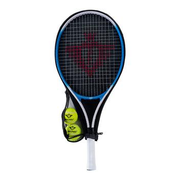 Raquete de ténis e bolas da Angel Sports